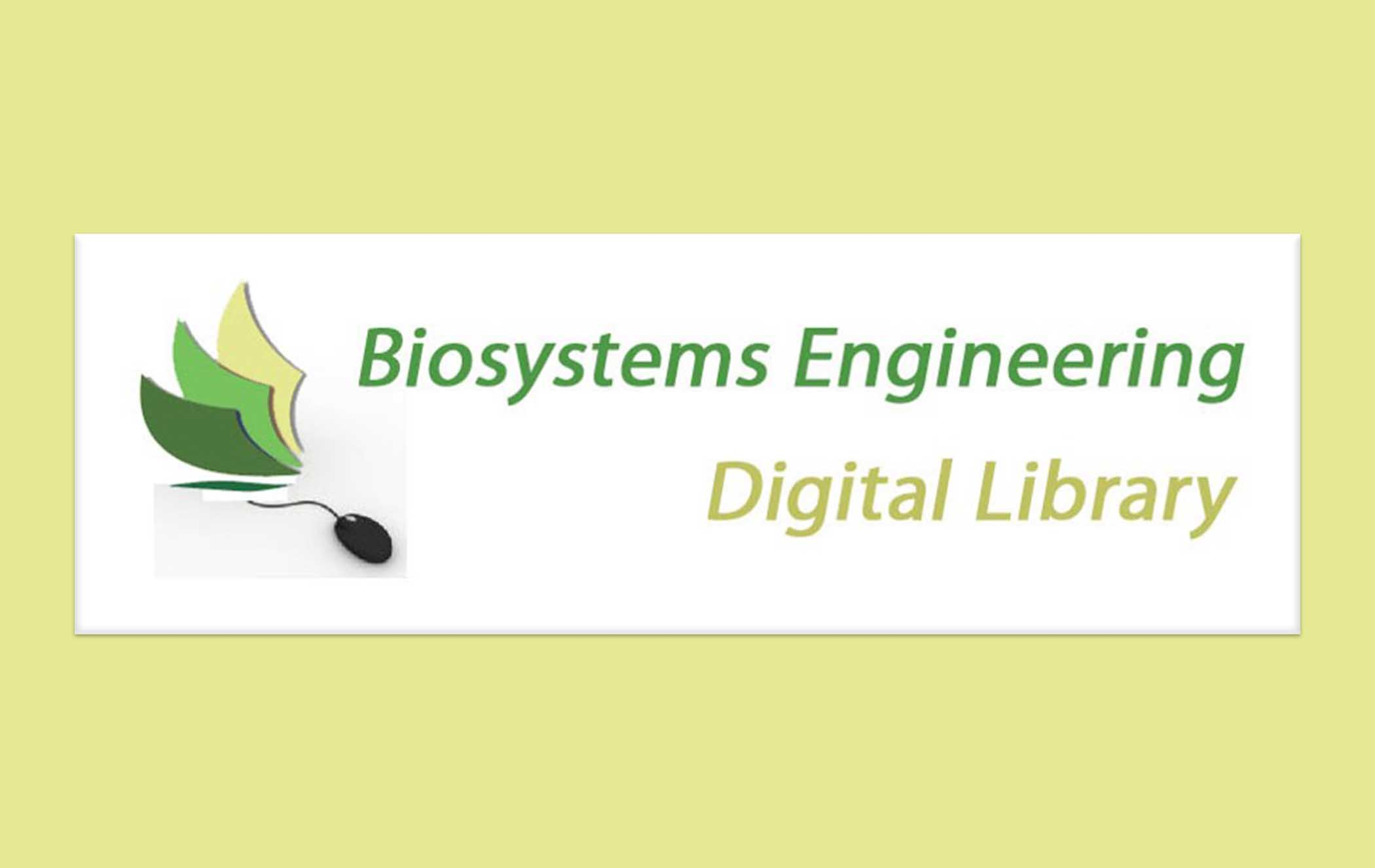 User Input Sought for Biosystems Engineering Digital Library