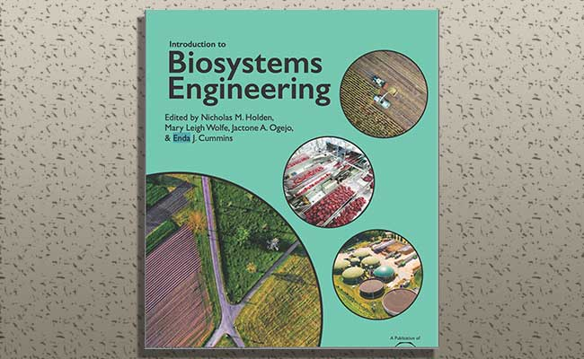 ASABE, Virginia Tech Publishing Launch  Biosystems Engineering Open Textbook